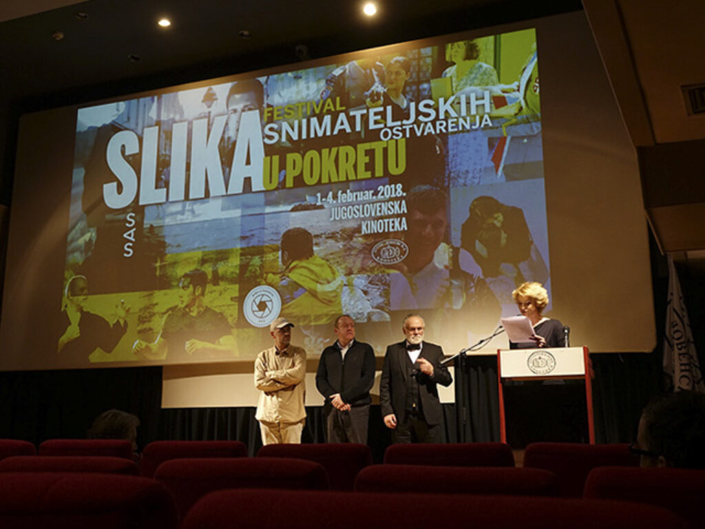 Festival snimateljskih ostvarenja SLIKA U POKRETU