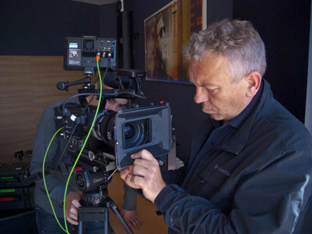 prezentacija Sony PMW F55 CineAlta kamere